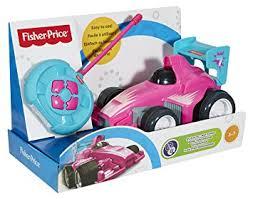 si e auto fisher price fisher price mattel cmc31 fernlenkflitzer fahrzeug pink amazon