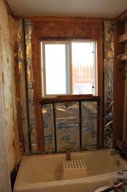 Tiling A Bathtub Surround by How To Prepare A Tub Surround For Tiling