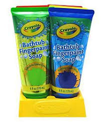Finger Paint Bath Soap by Crayola India Buy Crayola Products Online At Best Prices Snapdeal