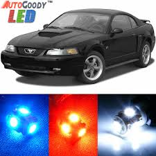 100 Interior Truck Lighting 11 X Premium Red LED Lights Package Upgrade For