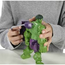 Incredible Hulk Pumpkin Stencil Free by Marvel Super Hero Mashers Hulk Figure Walmart Com
