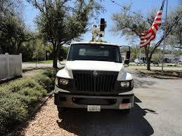 2012 International Omnivan 46ft SkyTel Bucket Truck- M13919