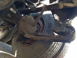 100 Truck Leaf Springs 1996 FREIGHTLINER FLD120 Stock 731 Rear TPI