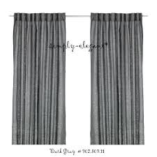 Target Threshold Grommet Curtains by White Linen Curtains U2013 Teawing Co