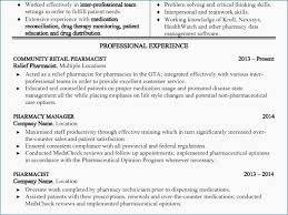 Retail Pharmacist Resume Inspirational Salary Example Of 30 Fresh