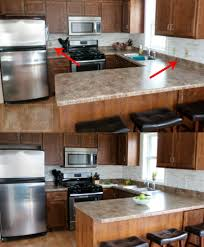 Kitchen Progress and Big News ORC Week 4 Wel e to the Woods