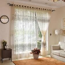 1pc romantische floral sheer tüll vorhänge für wohnzimmer fenster vorhänge für das schlafzimmer vorhänge vorhänge fenster vorhänge wohnkultur vova