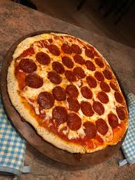 100 Golden Crust Been Working Hard On My Homemade Pizza Whats The Secret To