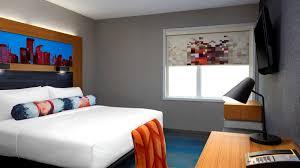 Bed Frame Types by Room Types Aloft Calgary University