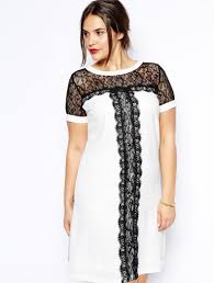plus size lace dresses for women pluslook eu collection