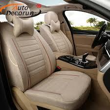 tissu pour siege auto autodecorun tissu coussin de voiture pour peugeot 206cc style siège