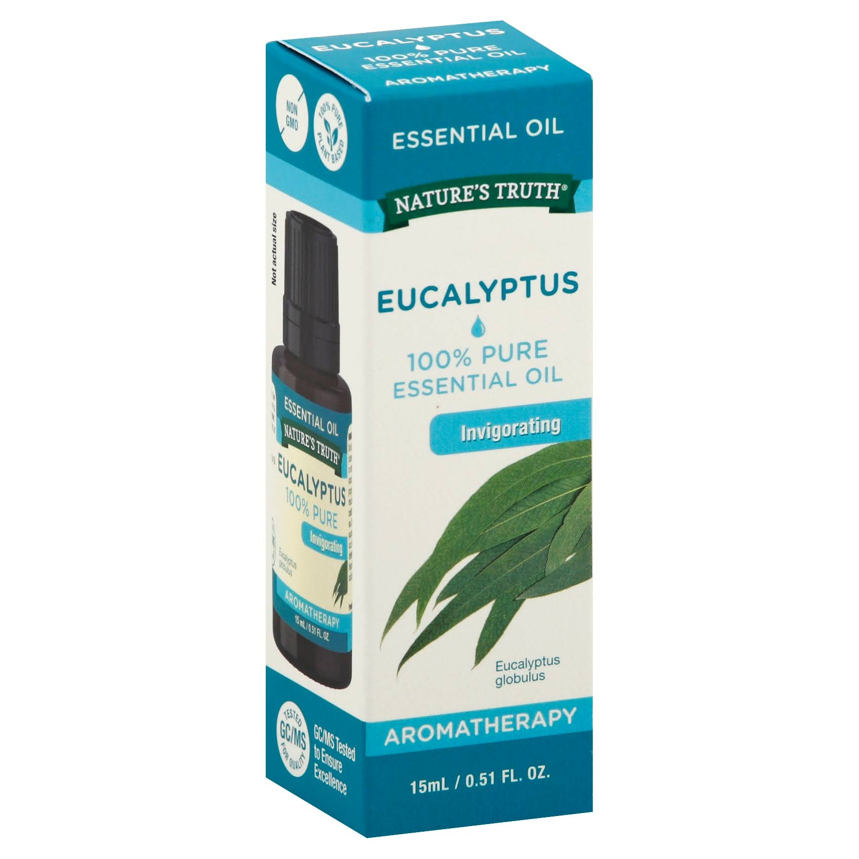 Nature's Truth Aromatherapy 100% Pure Eucalyptus Essential Oil - 15ml