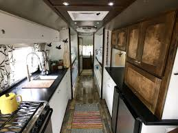 100 Inside An Airstream Trailer Renovation Tour Before And After Tiny Shiny Home