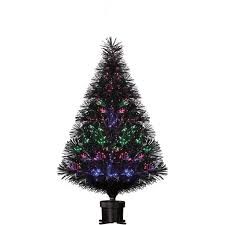 Unlit Artificial Christmas Trees Walmart by Ideas Fiber Optic Christmas Tree Outdoor Artificial Christmas