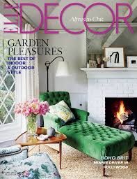 Interior Decorating Magazines List by Elle Décor Amazon Com Magazines