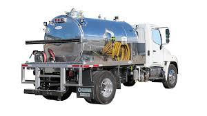 Deluxe 2,000-Gallon Combo Septic/Portable Restroom Truck | FlowMark ...
