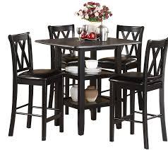 black kitchen dining room sets you ll love wayfair