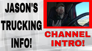 JASON'S TRUCKING INFO CHANNEL INTRO! - YouTube Road Webplatform And Mobile App For Trucking Logistics Info Competitors Revenue Employees Owler Company Profile The Era Of Digitized Trucking Transforming The Logistics Value Chain Euro Truck Simulator 2 Gmarketlt Odyssey Technology Supply Chain Services Pdf Archive Hshot Pros Cons Smalltruck Niche Ss Coliest Traffic Ticket Yet In Rhode Island Goes To Overweight Flatbed Information Cons Everything Else
