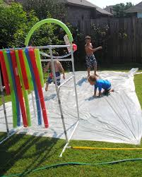 Inspirational Best Backyard Water Slide | Architecture-Nice More Accurate Names For The Slip N Slide Huffpost N Kicker Ramp Fun Youtube Triyaecom Huge Backyard Various Design Inspiration Shaving Cream And Lehigh Valley Family Just Shy Of A Y Pool Turned Slip Slide Backyard Racing With Giant 2010 Hd Free Images Villa Vacation Amusement Park Swimming 25 Unique Ideas On Pinterest In My Kids Cided To Set Up Rebrncom Crazy Backyard Slip Slide