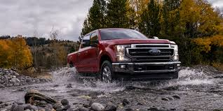 100 V8 Trucks 2020 Ford Super Duty New F250 And F350 Debut With 73Liter