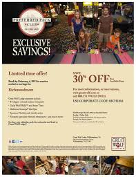 30% Off At Great Wolf Lodge For Richmondmom: Limited Time ... Tna Coupon Code Ccinnati Ohio Great Wolf Lodge How To Stay At Great Wolf Lodge For Free Richmondsaverscom Mall Of America Package Minnesota Party City Free Shipping 2019 Mac Decals Discount Much Is A Day Pass Save Big 30 Off Teamviewer Coupon Codes Coupons Savingdoor Season Perks Include Discounts The Rom Grab Promo Today Online Outback Steakhouse Coupons April Deals Entertain Kids On Dime Blog Chrome Bags Fallsview Indoor Waterpark Vs Naperville Turkey Trot Aaa Membership