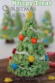 Walgreens Christmas Trees 2014 by Krispy Treat Christmas Trees