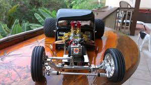 Axial Scx Custom Build 34 Ford Dragster RTR In Toys & Hobbies, Radio ...