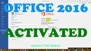 How To Activate fice 2016 In Windows 10 Pro Build
