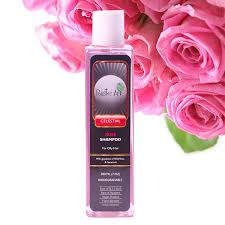 Biodegradable Rose Shampoo Rustic Art Chemical Free For Oily Hair Natural