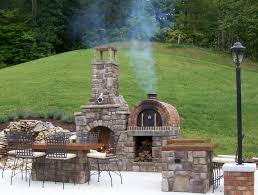 The MOST Beautiful Outdoor Fireplace And Wood-Fired Brick Pizza ... Garden Design With Outdoor Fireplace Pizza With Backyard Pizza Oven Gomulih Pics Outdoor Brick Kit Wood Burning Ovens Grillsn Diy Fireplace And Pinterest Diy Phillipsburg Nj Woodfired 36 Dome Ovenfire 15 Pizzabread Plans For Outdoors Backing The Riley Fired Combo From A 318 Best Images On Bread Oven Ovens Kits Valoriani Fvr80 Fvr Series Backyards Cool Photo 2 138 How To Build Latest Home Decor Ideas