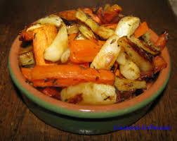 navet cuisine carottes et navets rôtis au miel légumes au four