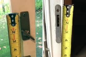 Andersen Patio Door Lock Instructions by Andersen Patio Door Lock That Eye Cathcing U2013 Mconcept Me