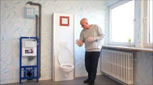 toilette ohne geruch mit raumlüftung