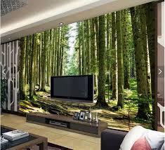 nackt auge 3d bäume große wandbilder 3d tapete wohnzimmer schlafzimmer 3d tapete malerei tv drei dimensional 3d tapete