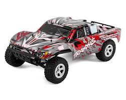 Traxxas Slash 1/10 RTR Electric 2WD Short Course Truck (Red ... Rc Short Course Truck With Rally Body Bashing At Woodgrove Traxxas Slash 116 4x4 Hobby Pro Fancing Xl5 2wd Trx580341o Kopen Off The Bike Review 4x4 Remote Control Is Buy Now Pay Later Brushless 110 Rtr Course Truck Mike 24ghz Red Tra58024t1 Dalton Rc Shop Vxl No Battery Neobuggynet Offroad Traxxas Slash Fox W Vers 2017 Obatsm Short Course Truck Electric
