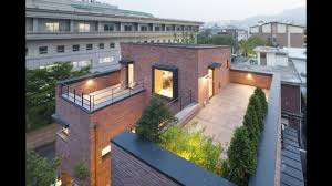 100 Houses In South Korea Unique Stylish Luxury Contemporary House In Hyojadong Seoul
