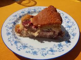 küchenzeile dreh dich um kuchen 1 mit erdbeeren