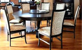 Full Size Of Luxury Round Dining Room Tables Seats 8 Attractive And Oval Glass Table Trends