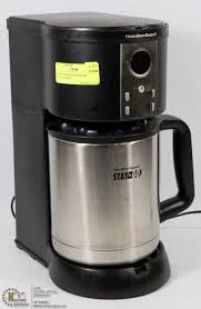 Image 1 HAMILTON BEACH STAY OR GO COFFEE MAKER