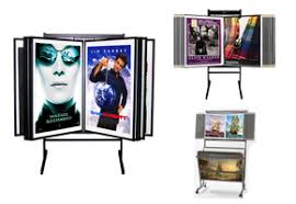 Art Display Stands And Poster