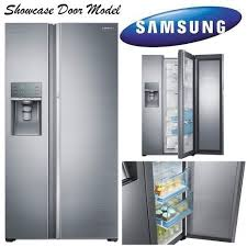 samsung 21 5 cu ft side by side stainless steel refrigerator