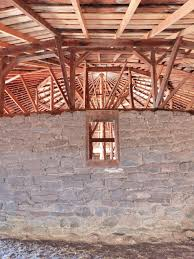 File:Pete French Round Barn Stone Wall Window - Harney County ... Historic Hay Barn With Red Oak Timber Frame Bedford Glens Reclaimed Stone Barn Wall Detail Stock Photo Royalty Free Image 13736040 Walls Ace Brick And Stonework Stemasons Old Dakotas Stone Foundation Constructing The Filefox 3jpg Wikimedia Commons Rockin Walls Got Realgoods Company Natural Chunks Frank Brothers Landscape Supply Inc Barnstone Rolling Rock Building Made Into A House Kipp Heritage