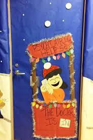 Christmas Office Door Decorating Ideas by 923 Best Puertas Images On Pinterest Classroom Door Classroom
