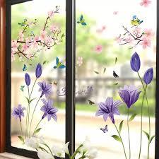 vova glastür aufkleber balkon fenster aufkleber wohnzimmer
