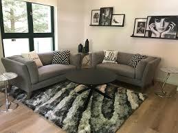 graues sofa braune mobel caseconrad