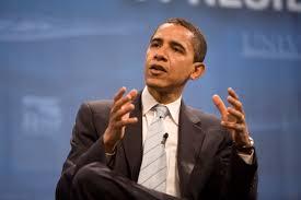 President Barack Obama Footage Kicking In Door After Congressional