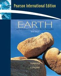 9780132410663 Earth An Introduction To Physical Geology International Edition