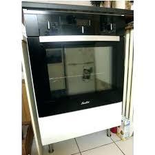 meuble cuisine four plaque meuble cuisine plaque cuisson meuble pour four encastrable et
