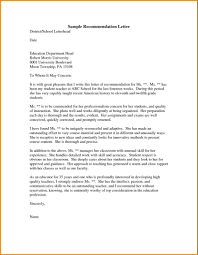 Med School Recommendation Letter Sample Fresh Best Best Letter Re