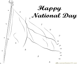 Coloring Book Uae Free Kuwait National Day Pages